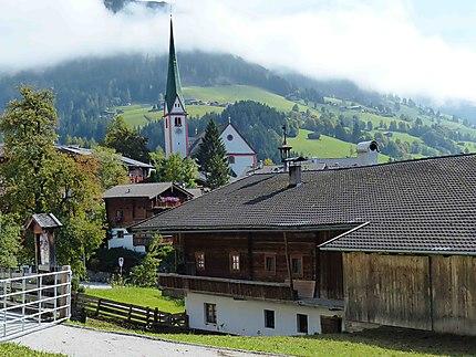 Village d'Alpbach