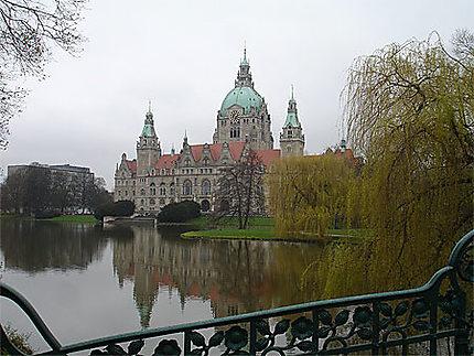 L'Hôtel de ville de Hanovre