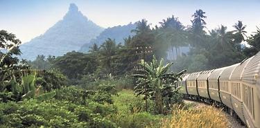 Voyage de charme en train - Thaïlande