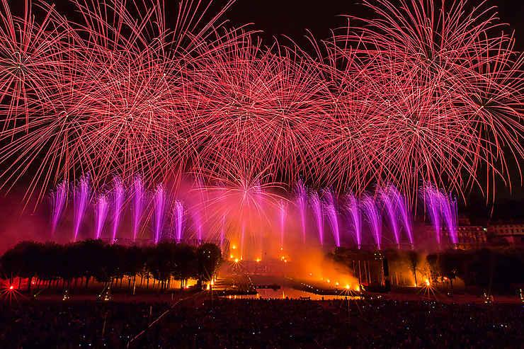 Le plus grand feu d'artifice d'Europe