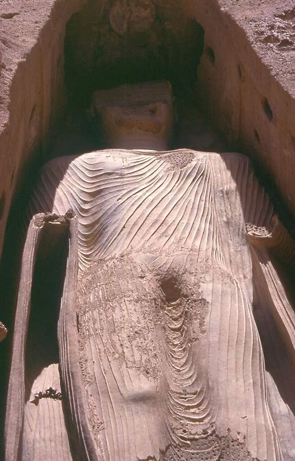 Bouddha de Bamian
