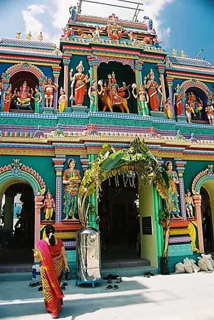 Temple indien a Little India