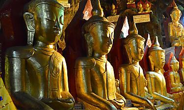 Grotte aux 8000 bouddhas
