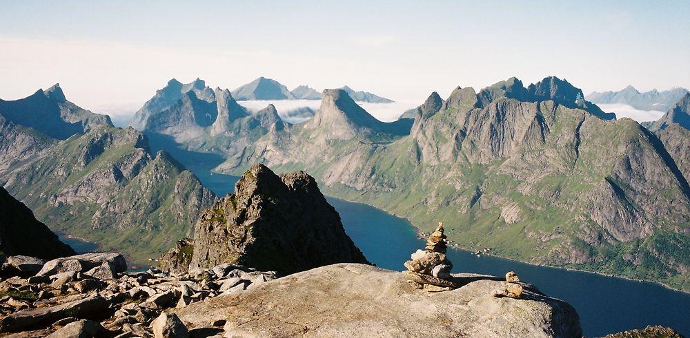 Îles Lofoten (Norvège): une semaine de randonnée en autonomie