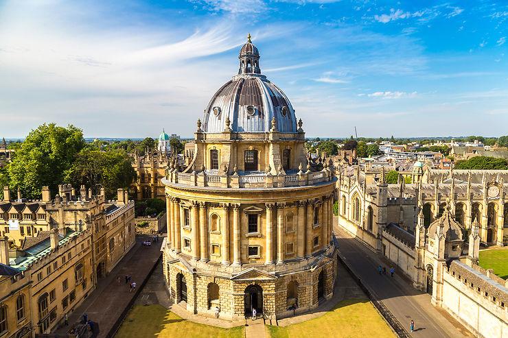 Visite d'Oxford historique et gothique