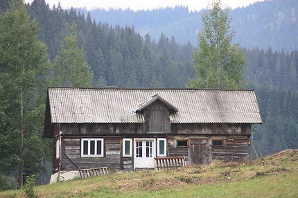 Petite maison dans la prairie, Bucovine