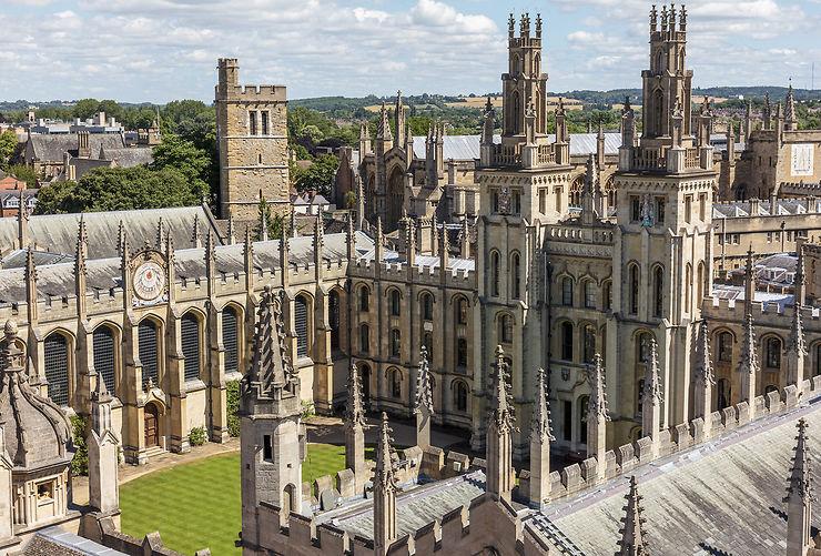 Oxford : une université, 38 colleges