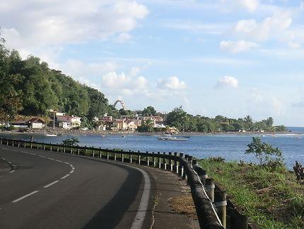 Côte Nord Caraïbes, la paisible en Martinique