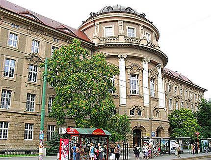 Immeuble d'époque prussienne