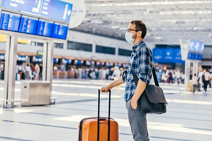 Covid-19 - Les professionnels du voyage demandent des tests antigéniques rapides dans les aéroports