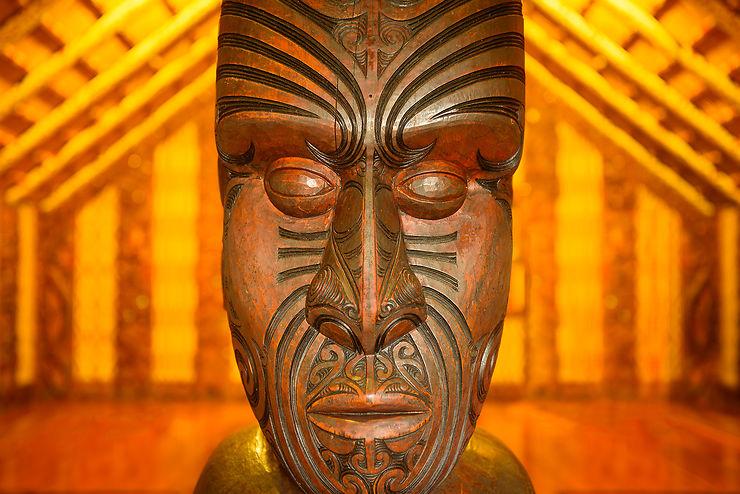 La culture maorie