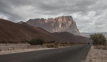 En route vers Djebel Misht