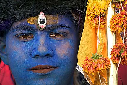 Festival du Gangaur à  Udaipur