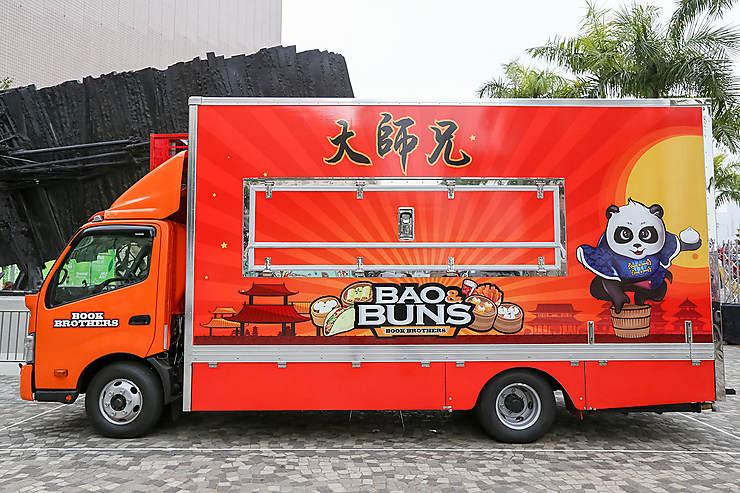 Chine - Hong Kong : de nouveaux lieux dédiés aux food trucks