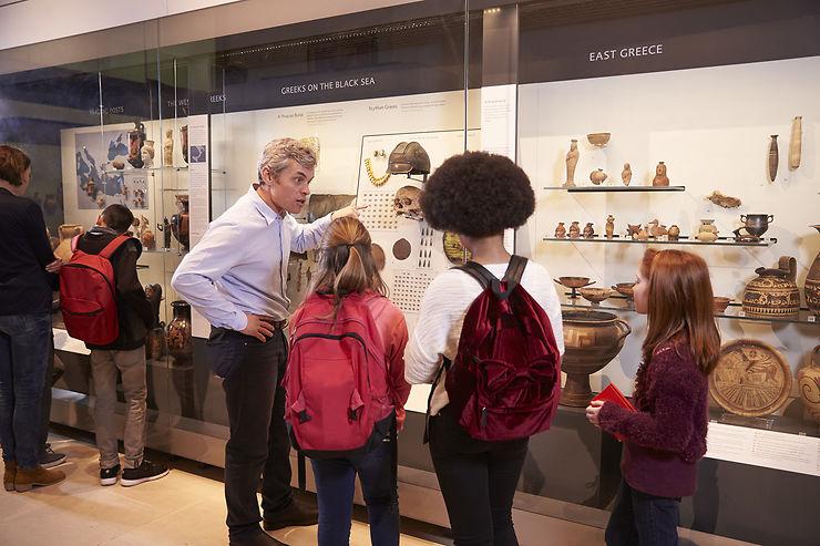 Les musées d'Oxford