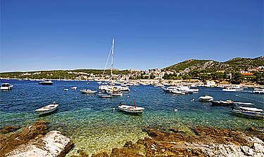 Île de Hvar (Dalmatie)