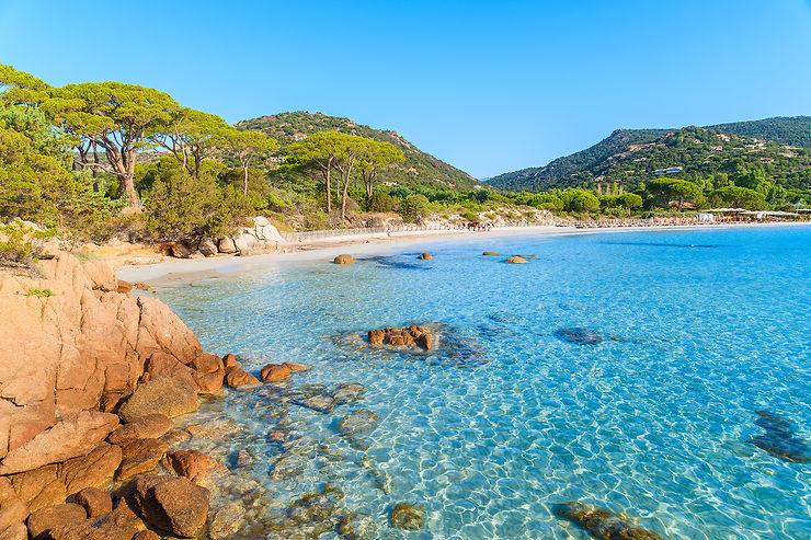 Plages de Corse