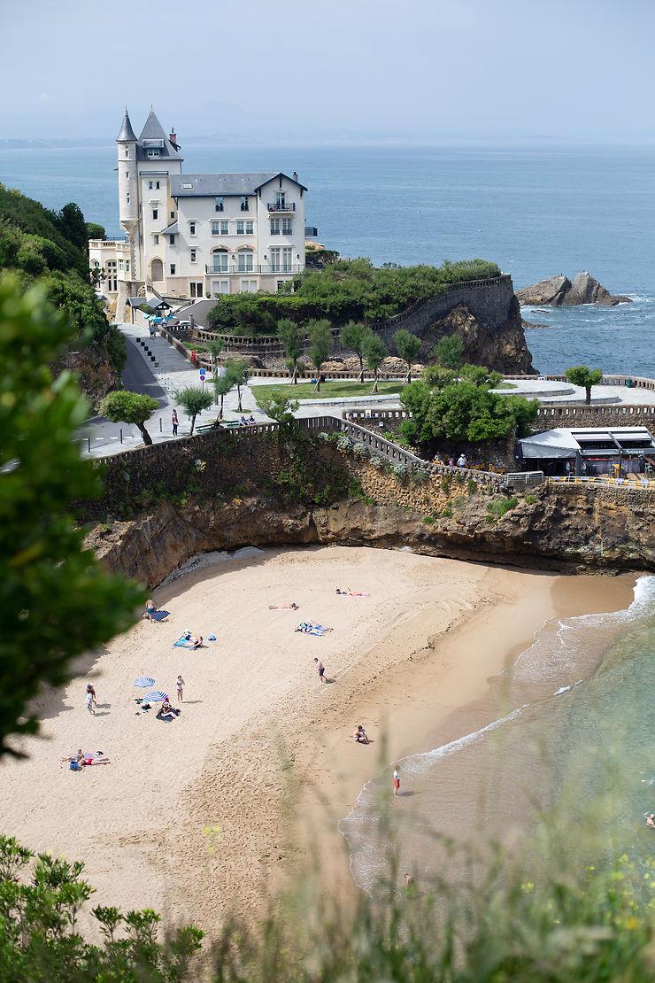 Le Port-Vieux à Biarritz