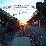 Gare d'Uppsala