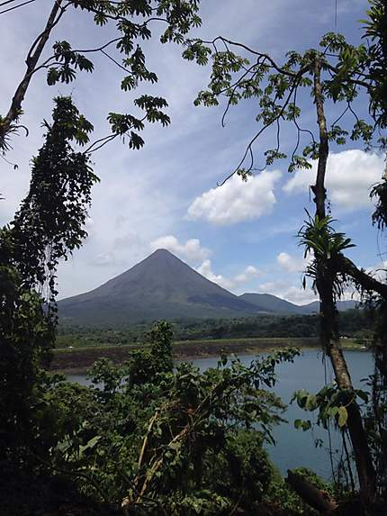 Majestueux Arenal