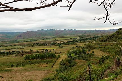 Panorama de la vallée de Los Ingénios