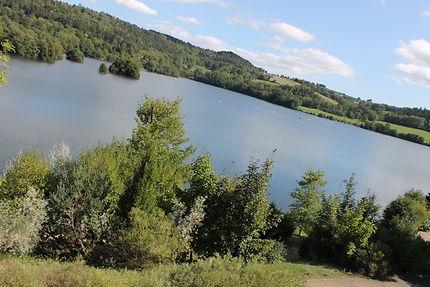 Lac Chambon près de St Nectaire