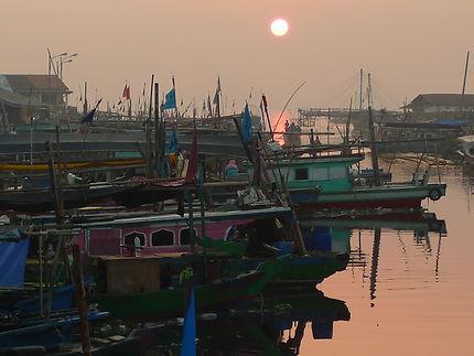 Morning in Jakarta