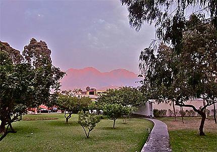 Lima la Molina parque