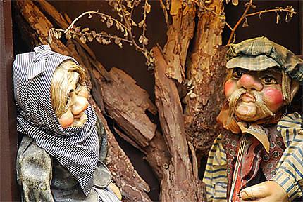 Marionnettes traditionnelles