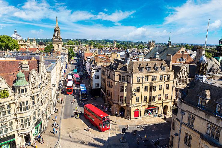 Oxford, so british !