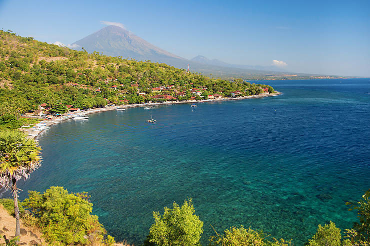 Amed et la côte Est de Bali : le grand bleu