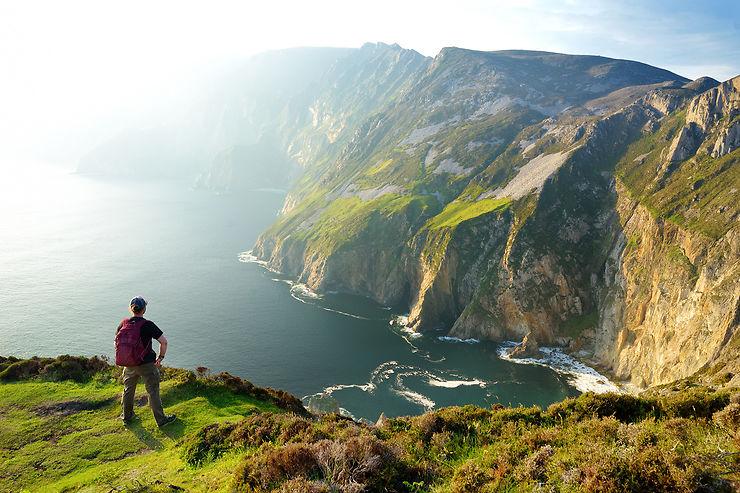 Slieve League Cliffs (comté de Donegal)