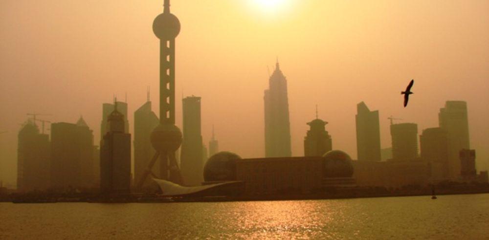Au cœur des ténèbres dans la cité futuriste de Pudong