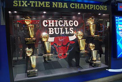 6 fois champions NBA