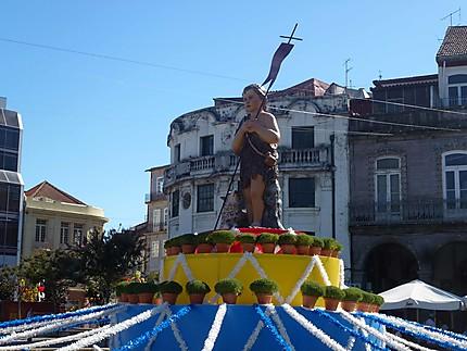 Statue de Saint Jean