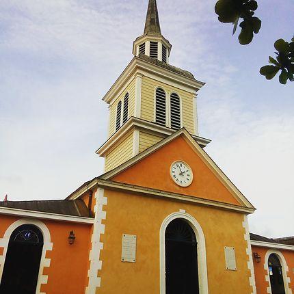 Eglise des Trois Ilets