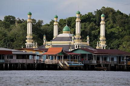 Mosquée Haji Al-Muhtadee Billah