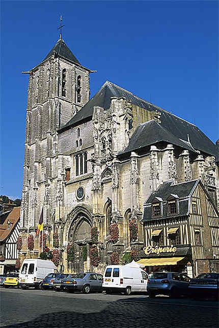 Eglise St-Ouen, Pont-Audemer