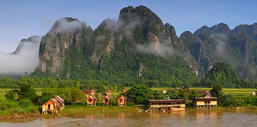 Du Nord au Sud du Laos - 13J / 12N