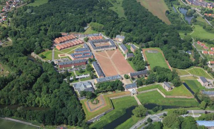 Citadelle d'Arras, Pas-de-Calais