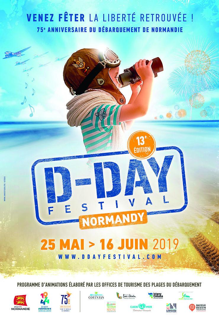 D-Day Festival Normandy en Normandie