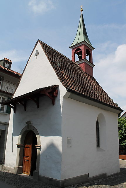 Une chapelle à Appenzell