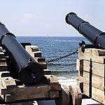 Canons à Paphos