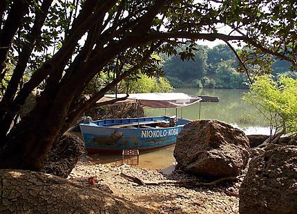 Sur le fleuve Gambie