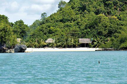 Isla Salamin