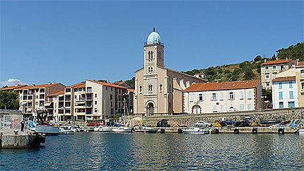 Eglise de Port Vendres