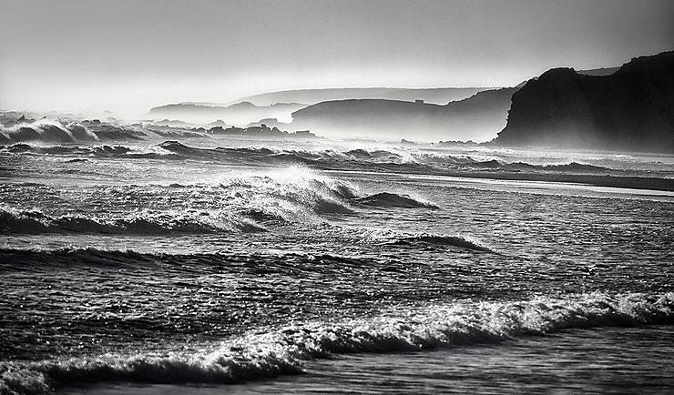 Océan Atlantique, Afrique du Sud