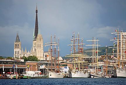 Armada à Rouen