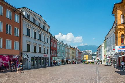 Villach et ses rues, Autriche