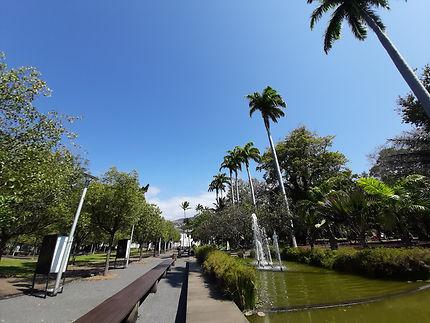 Jardin de l'Etat, St-Denis de La Réunion